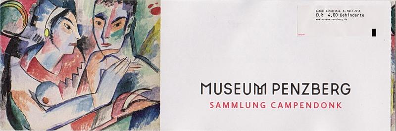 Museum Penzberg - Sammlung Campendonk (Heinrich Mathias Ernst Campendonk)