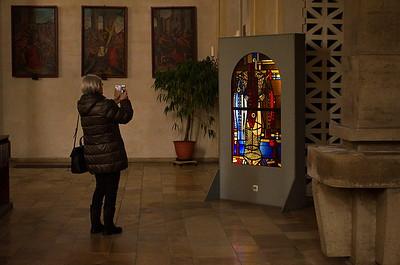 Glasfenster von Heinrich Mathias Ernst Campendonk