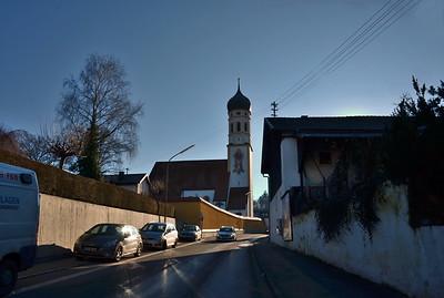 St. Peter und Paul in Oberalting - Seefeld