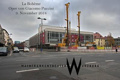 La Bohème - Mainfranken Theater Würzburg