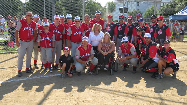 DMSA-Habs Softball Game 2017