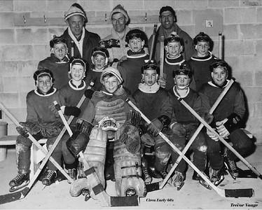 Hockey From Trevor Vaage - Circa 1960