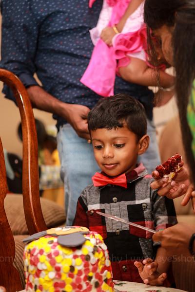 Dev Krishnan 3rd Bday