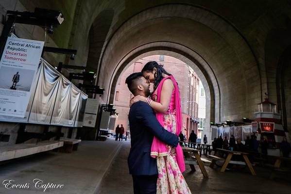 Devanie & Avinash