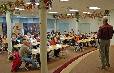 Co-Op Meeting November 2009
