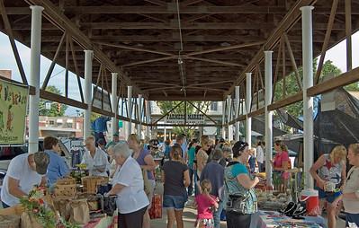 Farmers Market 2009