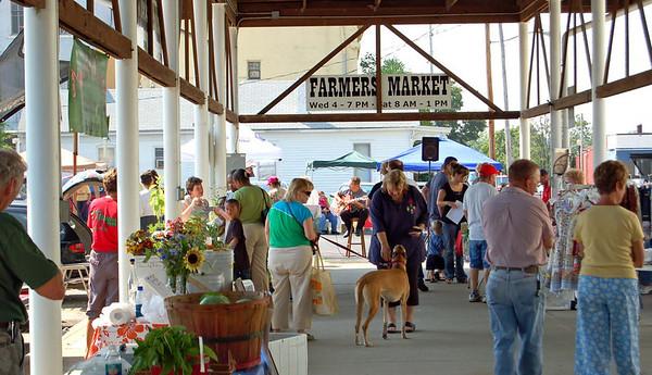 New Albany Farmers Markets - 2008