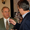Mayor England and David Barksdale, Tuesday May 5, 2009