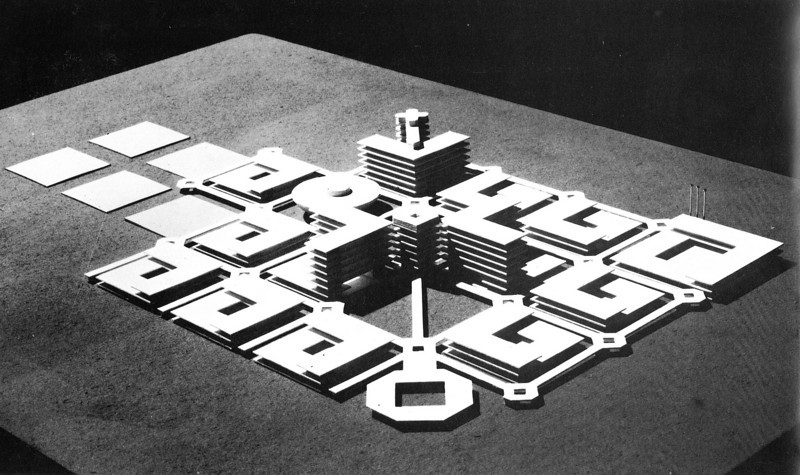 View of the Model