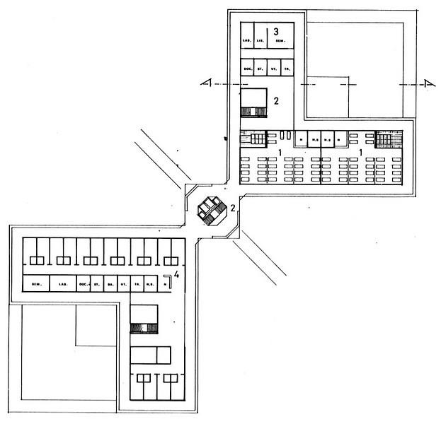 Teaching Hospital Pavilion