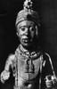 Bronze figure in the Ife Museum