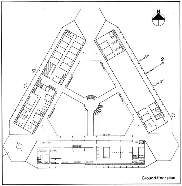 Ground-floor Plan