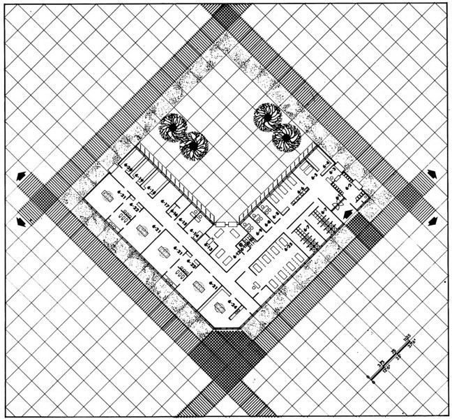 Operating Pavilion