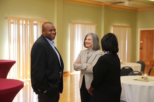 2017 - Mayor Anthony Williams Reception