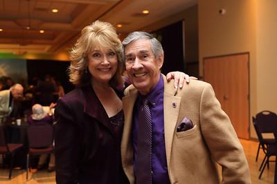 Karin Hurst and Dean Hurst