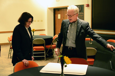 Frank Rich / Fran Lebowitz Meet and Greet
