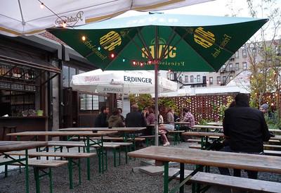 Loreley in Brooklyn image courtesy of eateryrow.com