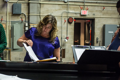 Nico Muhly Rehearsal