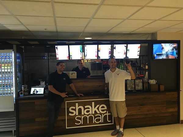 Shake Smart, August 2016