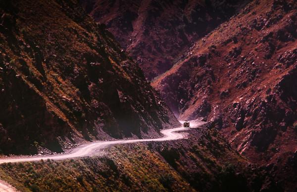 To Dushanbe