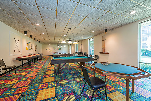 Card Game Room Rec Center