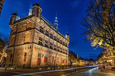 Achterkant museum De Waag
