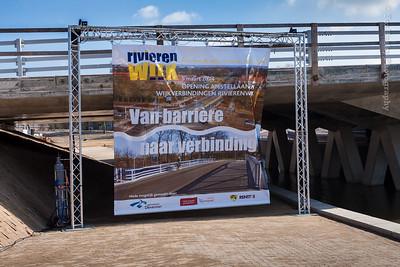 Verbinding Oost-West Rivierenwijk Deventer 2014