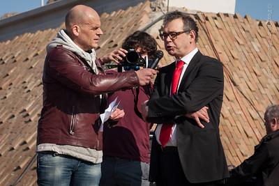 Bart Kieft en Jos Pierey
