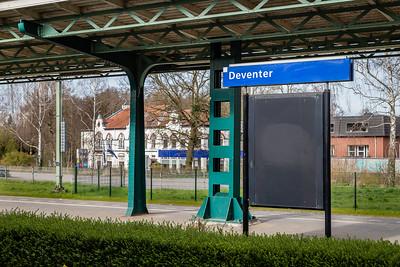 Station Deventer 100 jaar