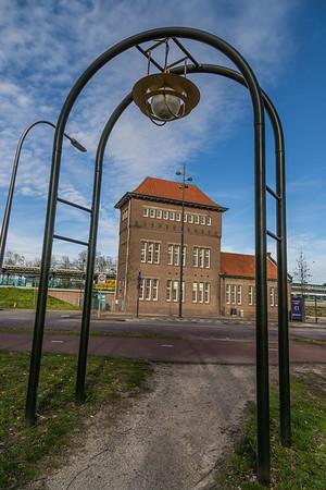 Voormalige Watertoren en Ketelhuis