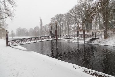 De brug naar het Vogeleiland