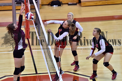 LADY BRONCO VOLLEYBALL