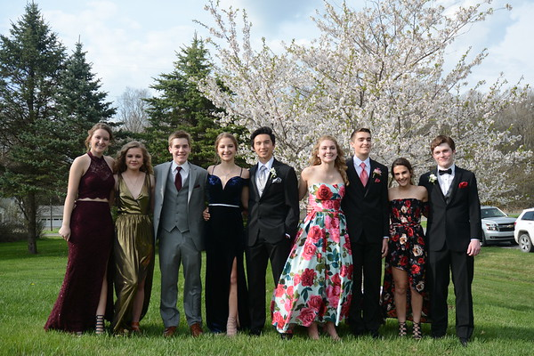 Devin Prom May 2018