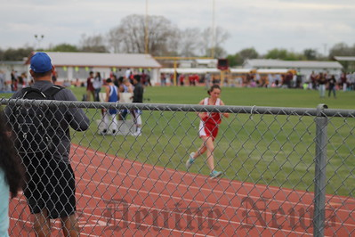 DMS Track at Devine  Meet