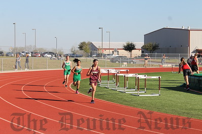 DMS Track at Poteet
