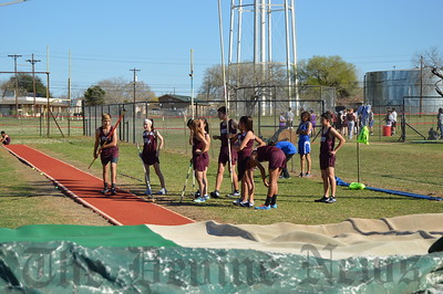DMS at Pearsall Track Meet