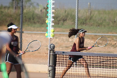 DHS vs Somerset  Tennis