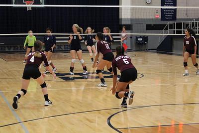 Freshman Volleyball Devine vs Hondo 101218