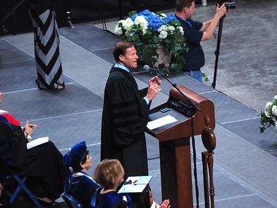 Devin's SCSU Graduation