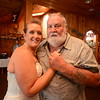 WINDHAM, NEW YORK - AUGUST 5, 2017: Phil Devlin and Jenn Filbeck's wedding and after party on August 5, 2017 in Ashland, New York.