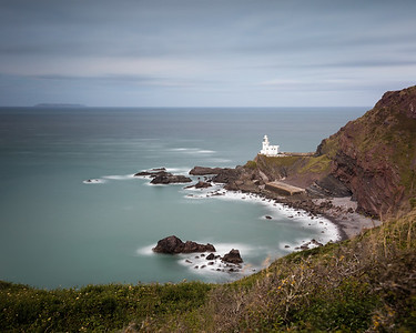 Hartland Point Lighthouse - Colour