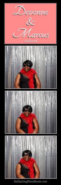 Devonne and Marcus Wedding 06-18-16