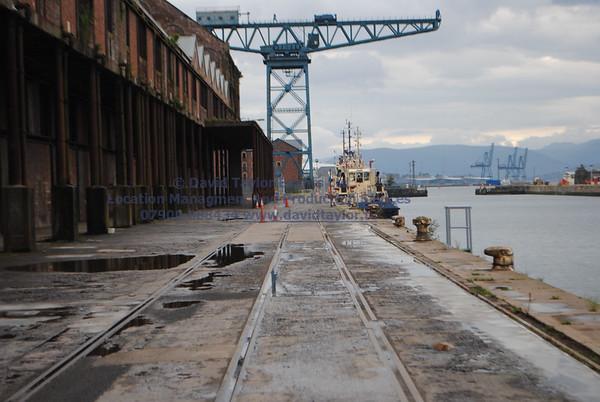 James Watt Dock Greenock - 01