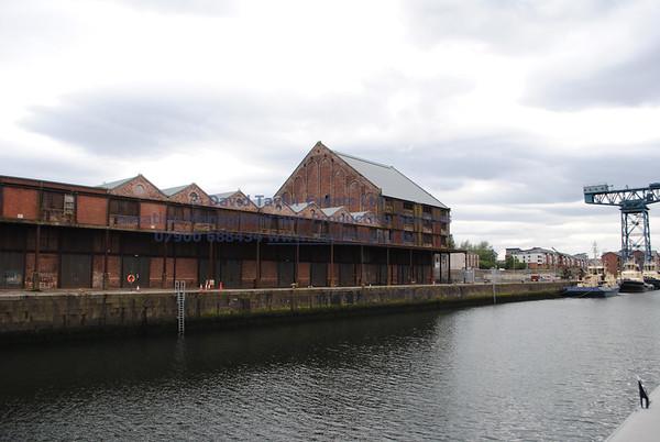 James Watt Dock Greenock - 31