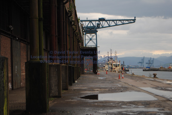James Watt Dock Greenock - 28