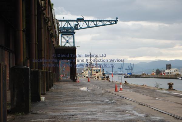 James Watt Dock Greenock - 27