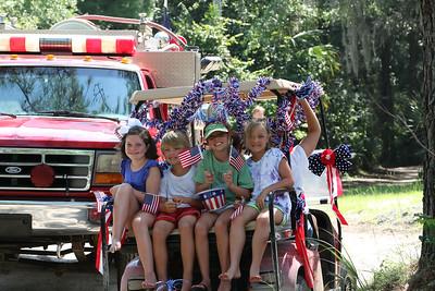 July 4 Golf Cart Parade