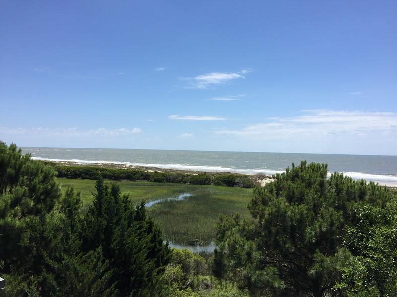 view from 391 Pelican Flight