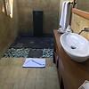 Updated garden villa bathroom