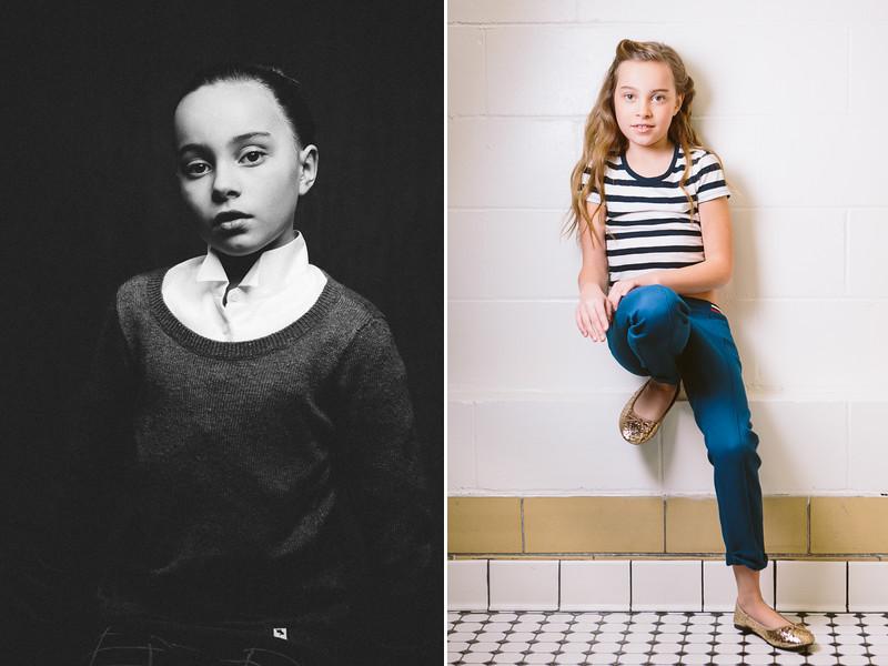 Dewitz Photography - Teslyn - Editorial Serious - Happy